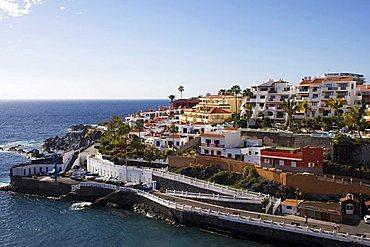 Los Gigantes, Tenerife, Canary Islands, Spain, Atlantic, Europe