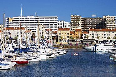 Marina, Vilamoura, Algarve, Portugal, Europe