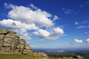 Hay Tor, Dartmoor National Park, Devon, England, United Kingdom, Europe