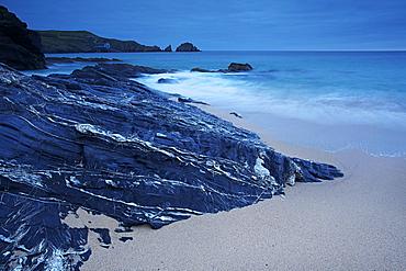 Mother Ivey's Bay, Cornwall, England, United Kingdom, Europe