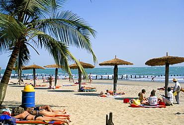 Bakau beach, The Gambia, West Africa, Africa