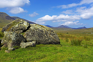 Slieve Muck, Mourne Mountains, County Down, Ulster, Northern Ireland, United Kingdom, Europe