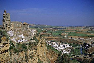 Arcos de la Frontera, Andalucia (Andalusia), Spain, Europe
