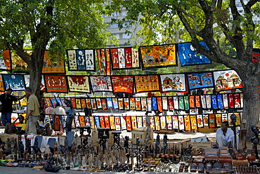 Maputo Crafts Market, Mozambique, East Africa, Africa