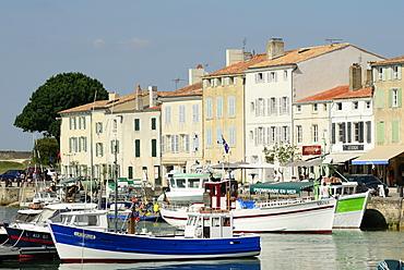 St. Martin de Re, Ile de Re, Charente-Maritime, Poitou-Charentes, France, Europe
