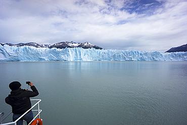 Los Glaciares National Park, UNESCO World Heritage Site, Argentina, South America