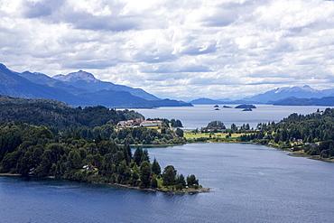 Lake of Nahuel Huapi, Bariloche, Argentina, South America