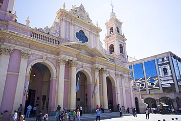 Cathedral, Salta, Argentina, South America