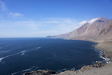 Coast, Atacama Desert, Chile, South America