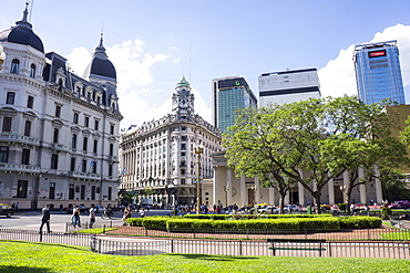 Centre of Buenos Aires, Argentina, South America