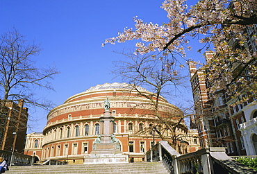 The Royal Albert Hall, Kensington, London, England, UK