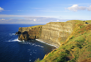 Cliffs of Moher, coast, County Clare, Munster, Republic of Ireland (Eire), Europe