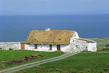 Croft near Doolin, County Clare, Munster, Republic of Ireland, Europe