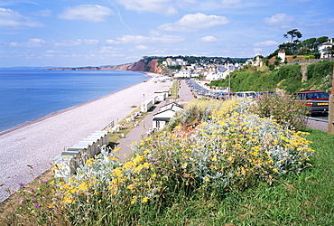 Budleigh Salterton, Devon, England, United Kingdom, Europe