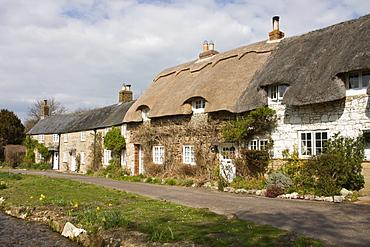 Winkle Street, Calbourne, Isle of Wight, England, United Kingdom, Europe