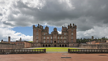 Drumlanrig Castle, Dumfries and Galloway, Scotland, United Kingdom, Europe