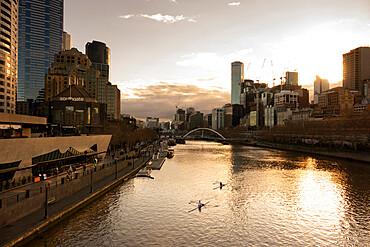 Melbourne, Victoria, Australia, Pacific