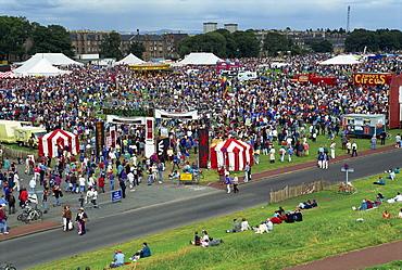 The Fringe in the Park, part of the Edinburgh Festival, Edinburgh, Lothian, Scotland, United Kingdom, Europe