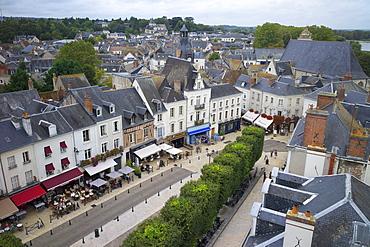Amboise, Indre et Loire, Centre, France, Europe