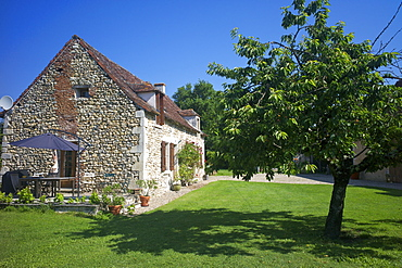 Holiday gite on a farm, Indre, Centre, France, Europe