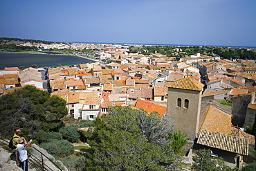Gruissan, Languedoc-Roussillon, France, Europe