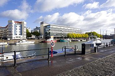 The harbour, Bristol, England, United Kingdom, Europe