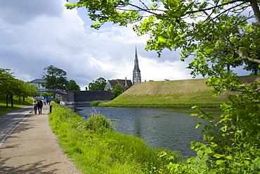 Kastellet, Copenhagen, Denmark, Europe