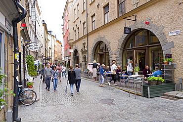 Gamla Stan district, Stockholm, Sweden, Scandinavia, Europe