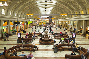 Central Railway Station, Stockholm, Sweden, Scandinavia, Europe