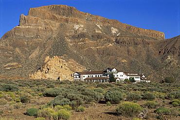 Parador Nacional de las Canadas, near Los Roques, Teide National Park, Tenerife, Canary Islands, Spain, Europe