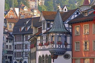 St. Gallen, Ostschweiz, Switzerland, Europe