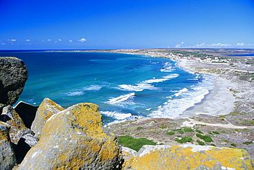 Tharros beach, Oristano, Sardinia, Italy, Europe
