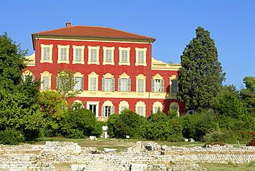 Matisse museum, Nice, Alpes Maritimes, Cote d'Azur, Provence, France, Europe