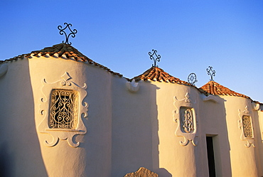 Church, Porto Cervo, Costa Smeralda, Sardinia, Italy, Europe