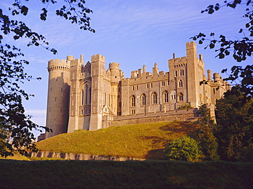 Arundel Castle, Sussex, England
