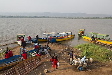 Lake Victoria, Kisumu, Kenya, East Africa