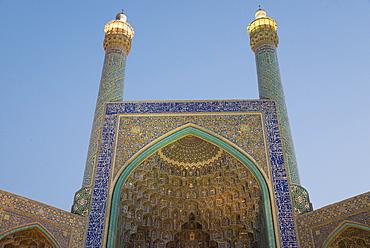 Masjed e Shah, Imam square, Esfahan, Iran, Western Asia