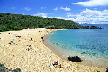 Sunset Beach, Oahu, Hawaiian Islands, United States of America, Pacific, North America