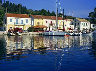 Fiskardo, Kefalonia, Ionian Islands, Greek Islands, Greece, Europe