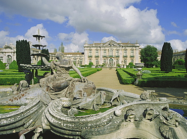 Quelez Palace, Lisbon, Portugal