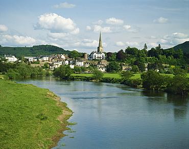 Ross on Wye, Herefordshire, England, United Kingdom, Europe