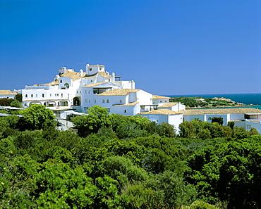Hotel Romazzino, Porto Cervo, Costa Smeralda, island of Sardinia, Italy, Mediterranean, Europe
