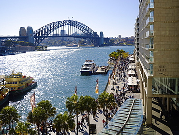 Circular Quay, Sydney, New South Wales, Australia, Pacific