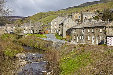 Muker, Upper Swaledale, North Yorkshire, Yorkshire, England, United Kingdom, Europe