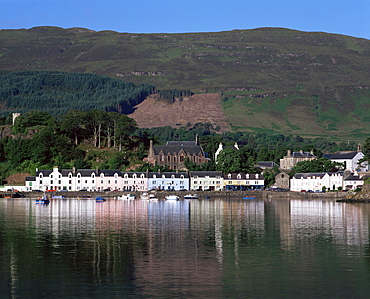 Portree, Isle of Skye, Highland region, Scotland, United Kingdom, Europe