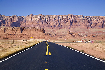 Highway 89, Navajo Reservation, Arizona