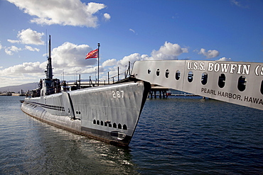 USS Bowfin Museum, Pearl Harbor, Oahu, Hawaii, United States of America, Pacific, North America