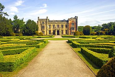 Elvaston Castle Country Park, approx 321 acres of open parkland, Elvaston, Derbyshire, England, United Kingdom, Europe