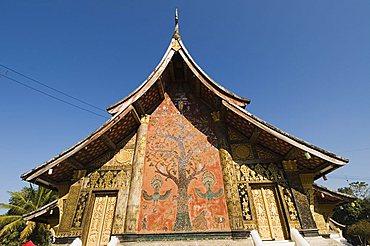 Wat Xieng Thong, Luang Prabang, UNESCO World Heritage Site, Laos, Indochina, Southeast Asia, Asia