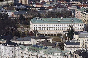 Mirabell Palace, Salzburg, Austria, Europe